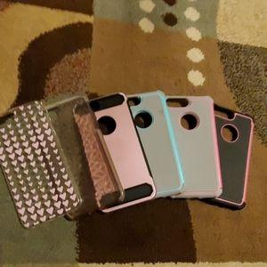 iPhone 8 plus cases -6 cases